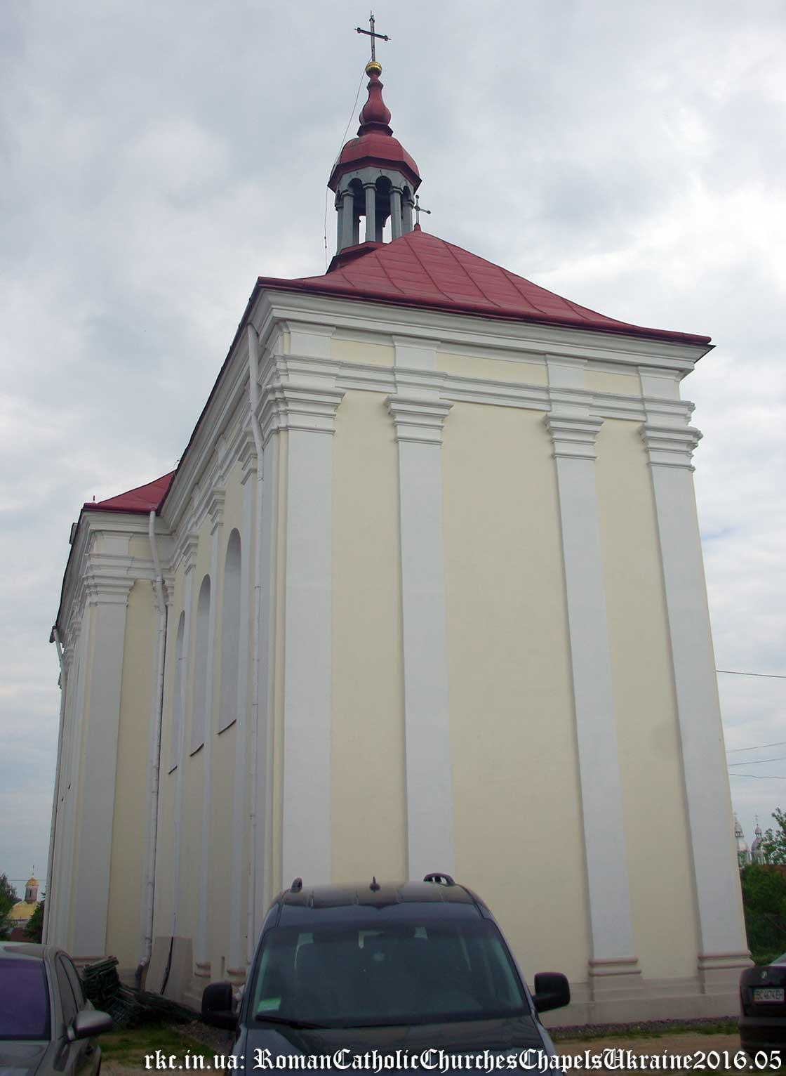 Ксения донченко и костел митрик